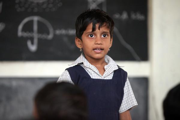 The MAL School in Tamil Nadu, India, Kottaiyur, Sivagangai, Annamalai