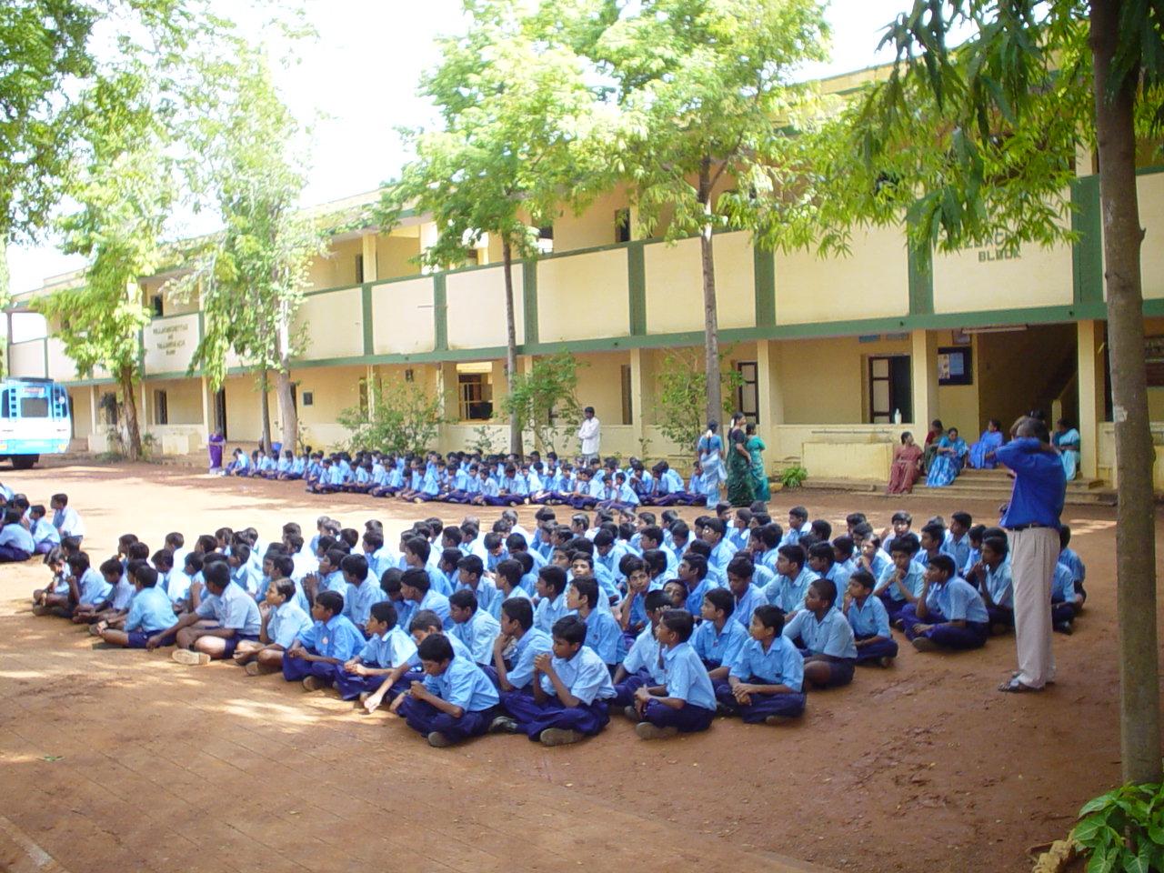 School 008